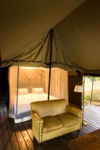 Honeyguide Tented Safari Camps, Luxusní stany  Rezervace Manyeleti - big - 4