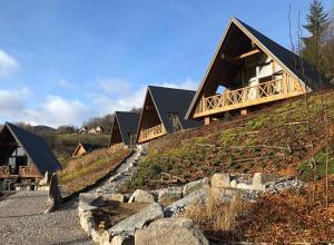 Chalets Na'Thur lodge - Hotel - Fellering