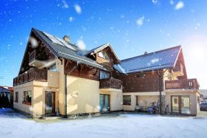 3 star pensiune Penzión Dubo Liptovský Mikuláš Slovacia