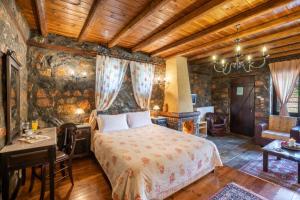 ROUGA Mountain Boutique Suites & Spa - Hotel - Palaios Agios Athanasios