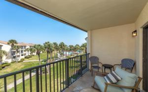 Ocean Villas 11 Condo, Apartments  Coquina Gables - big - 3