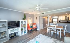 Ocean Villas 11 Condo, Apartments  Coquina Gables - big - 5