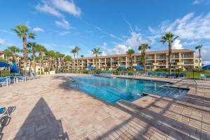 Ocean Villas 11 Condo, Apartments  Coquina Gables - big - 8