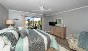 Ocean Villas 11 Condo, Apartments  Coquina Gables - big - 14