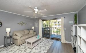 Ocean Villas 11 Condo, Apartments  Coquina Gables - big - 15