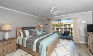 Ocean Villas 11 Condo, Apartments  Coquina Gables - big - 18