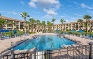 Ocean Villas 11 Condo, Apartments  Coquina Gables - big - 19