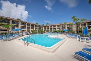 Ocean Villas 11 Condo, Apartments  Coquina Gables - big - 22