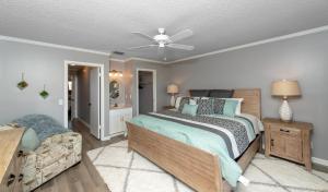 Ocean Villas 11 Condo, Apartments  Coquina Gables - big - 25