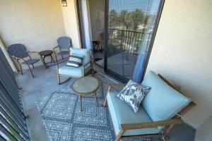 Ocean Villas 11 Condo, Apartments  Coquina Gables - big - 29