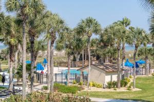 Ocean Villas 11 Condo, Apartments  Coquina Gables - big - 33