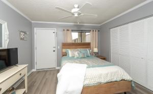 Ocean Villas 11 Condo, Apartments  Coquina Gables - big - 34