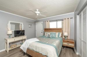 Ocean Villas 11 Condo, Apartments  Coquina Gables - big - 38