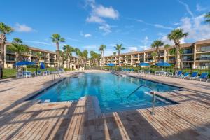 Ocean Villas 11 Condo, Apartments  Coquina Gables - big - 44