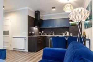 Apartament Leśny No 4 Blue