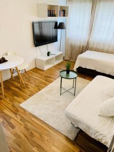 Top renoviertes Apartement in bester Lage von Homburg- 5 Fußminuten zur Uniklinik