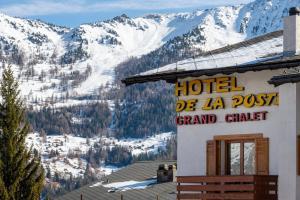 Hotel de la Poste - La Tzoumaz