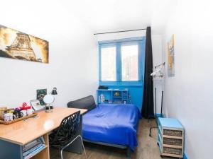 obrázek - Clear room in 90m2 apartment Center Paris, Le Marais for solo travelers