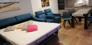 Sarbinowo Apartament 32 u Ewy 60m2 w Baltin Blu Aparthotel