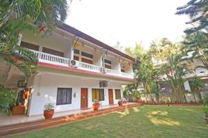 Elite 1 BR Studio in Calangute, Goa, Penziony  Marmagao - big - 12