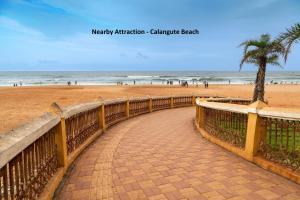 Elite 1 BR Studio in Calangute, Goa, Penziony  Marmagao - big - 23