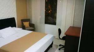 Hotel Panama, Отели  Нейва - big - 3