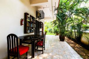 Elite 1 BR Studio in Calangute, Goa, Penziony  Marmagao - big - 11