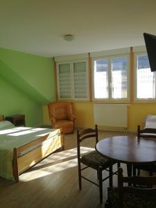 Accommodation in La Chaux Neuve