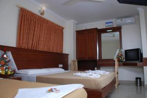 SNT Comforts, Hotels  Bangalore - big - 35