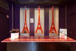 Sublim Eiffel, Hotely  Paříž - big - 78