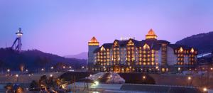 Intercontinental Alpensia Pyeongchang Resort - Hotel - Pyeongchang