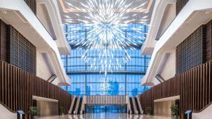 InterContinental Tianjin Yujiapu Hotel & Residences, an IHG Hotel