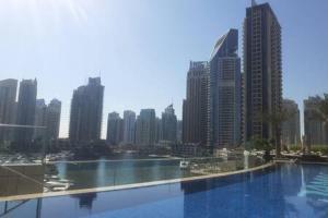 Fendi Dubai Marina Apartment - Dubai