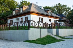 Wzgórze Zamkowe Dom nr 8 Kazimierz Dolny Góry
