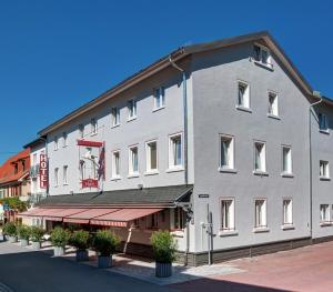 Hotel Zum weißen Rössel - Hockenheim