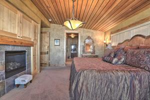 NEW! Luxury Home - 26 Miles to Grand Targhee Ski!, Ferienhäuser  Tetonia - big - 16