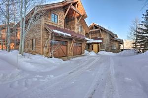 NEW! Luxury Home - 26 Miles to Grand Targhee Ski!, Ferienhäuser  Tetonia - big - 37