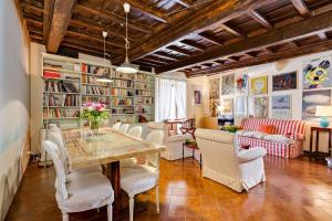 Rome as you feel - Luxury Cappellari Apartment - abcRoma.com