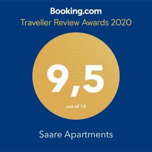 . Saare Apartments