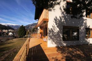 Chata Ferienhaus Sunseitn nahe Mölltaler Gletscher Obervellach Rakousko