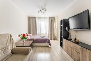 Уютные однокомнатные апартаменты на станции метро Дмитровская