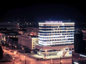 Отель Mercure Saransk Center