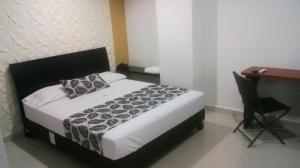 Hotel Panama, Отели  Нейва - big - 23