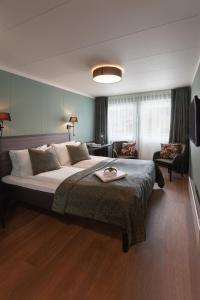 Accommodation in Vikøyri