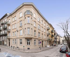 CatDragon Krakow Old Town Apartment