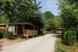 Location gîte, chambres d'hotes Camping La Bretèche dans le département Vendée 85