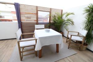 Studio Martinez Croisette Luxury and terrace 102, Апартаменты/квартиры  Канны - big - 2
