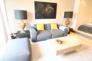 Studio Martinez Croisette Luxury and terrace 102, Апартаменты/квартиры  Канны - big - 3