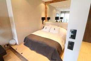 Studio Martinez Croisette Luxury and terrace 102, Апартаменты/квартиры  Канны - big - 6