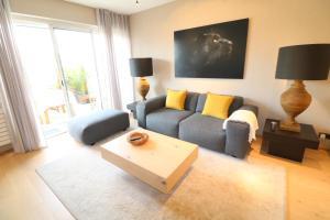 Studio Martinez Croisette Luxury and terrace 102, Апартаменты/квартиры  Канны - big - 12